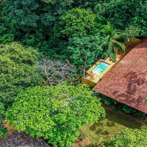 HERO Costa Rica Lapa Rios Aerial