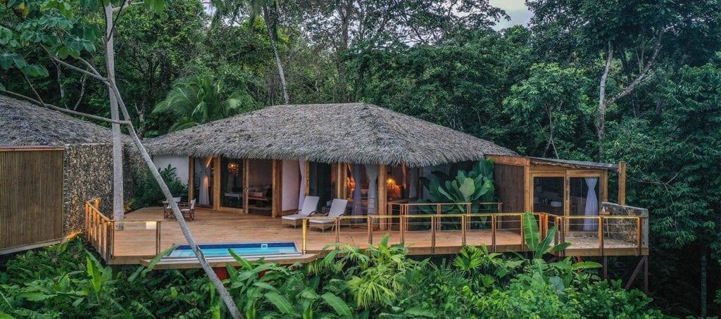 private villa exterior lapa rios