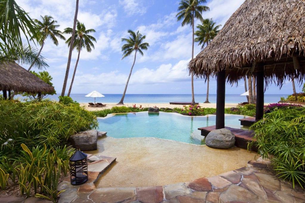 ocean view laucala island