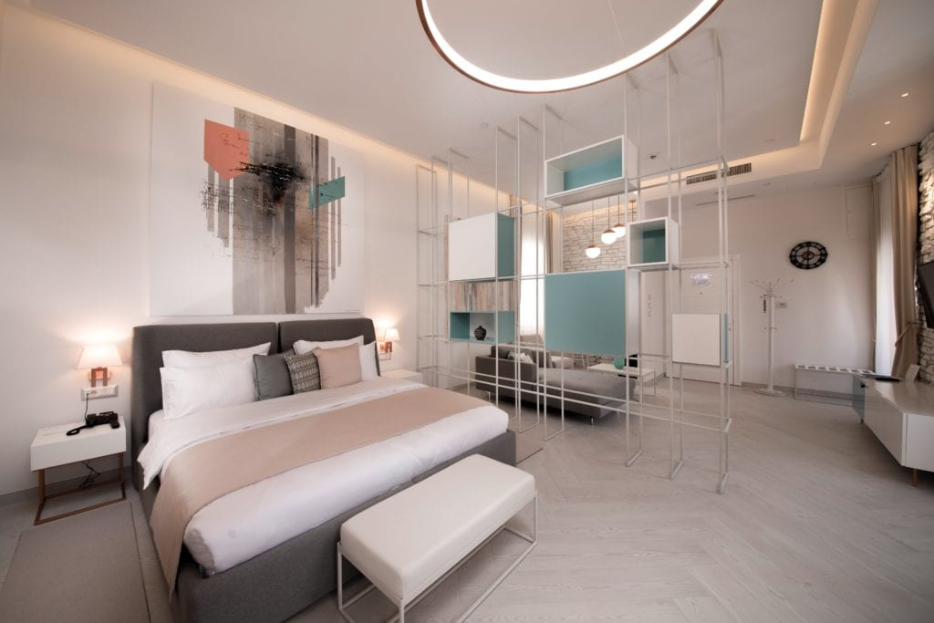 junior suite lazure hotel montenegro