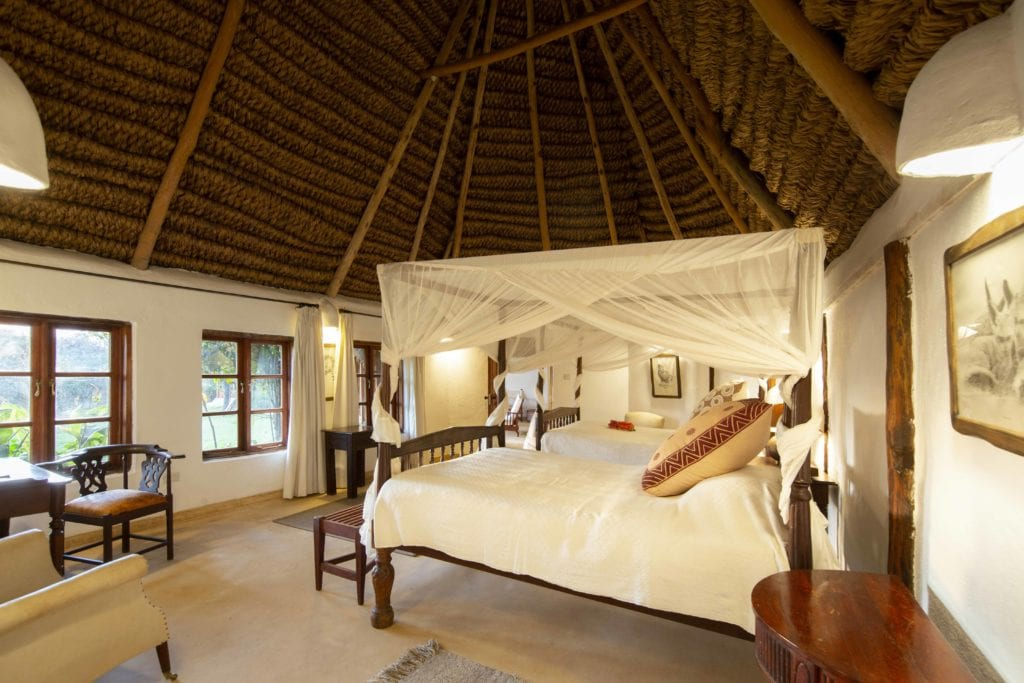 garden suite lewa wilderness kenya