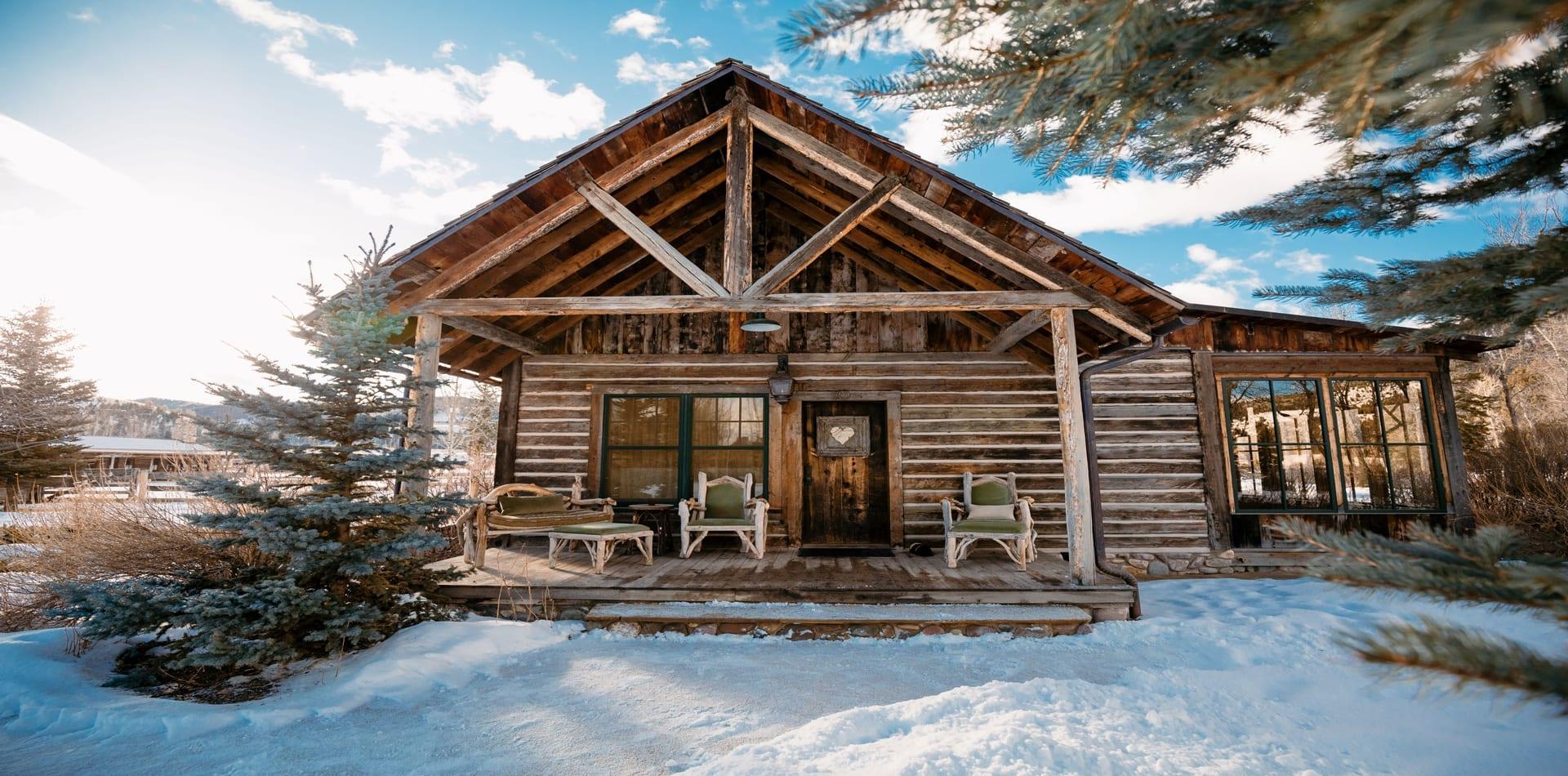HERO Montana The Ranch at Rock Creek Exterior