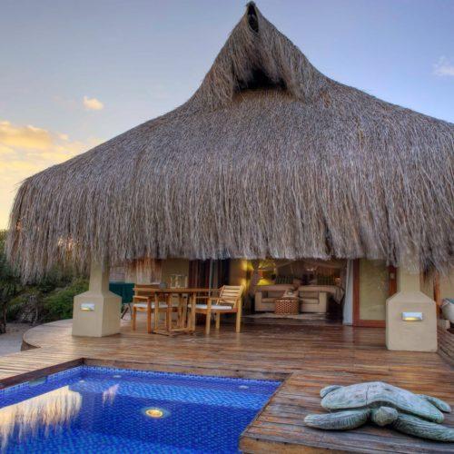 HERO Mozambique Azure Benguerra Beach Villa