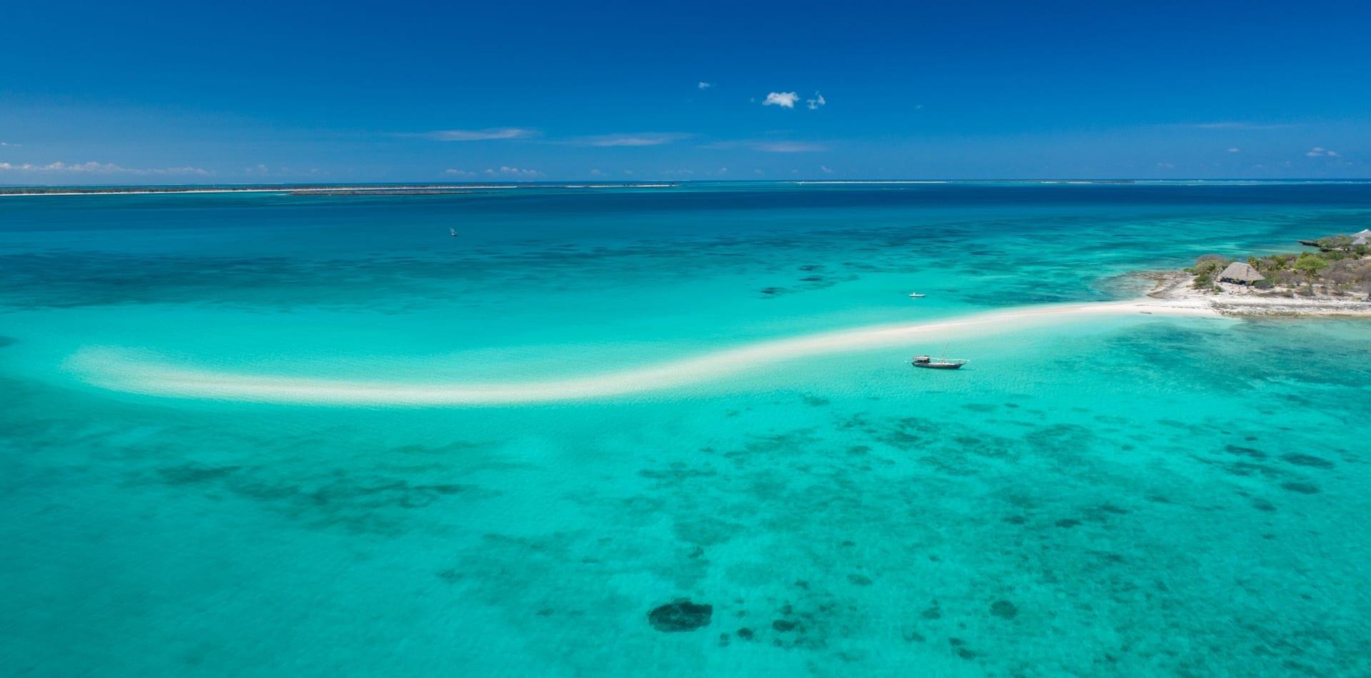 HERO Mozambique Islands and Ocean