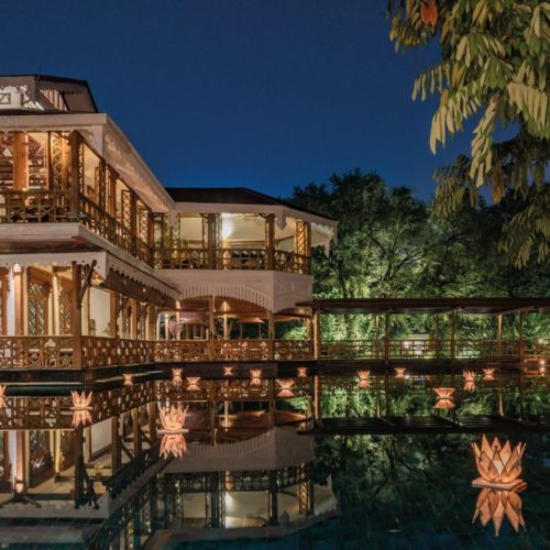 HERO Myanmar Governors Residence Exterior