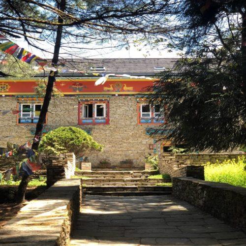 HERO Nepal Happy House Exterior