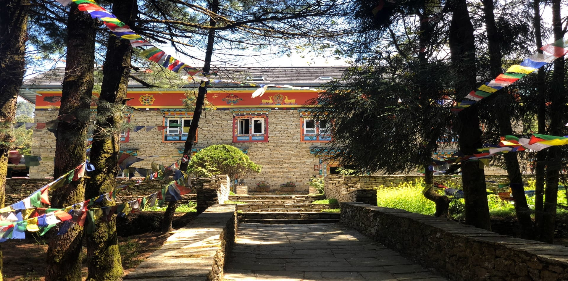 HERO Nepal Happy House Exterior
