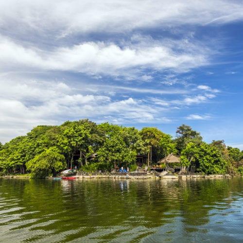 Nicaragua Islands Lagoon