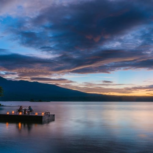 HERO Nicaragua Jcaro Island ecolodge floating deck