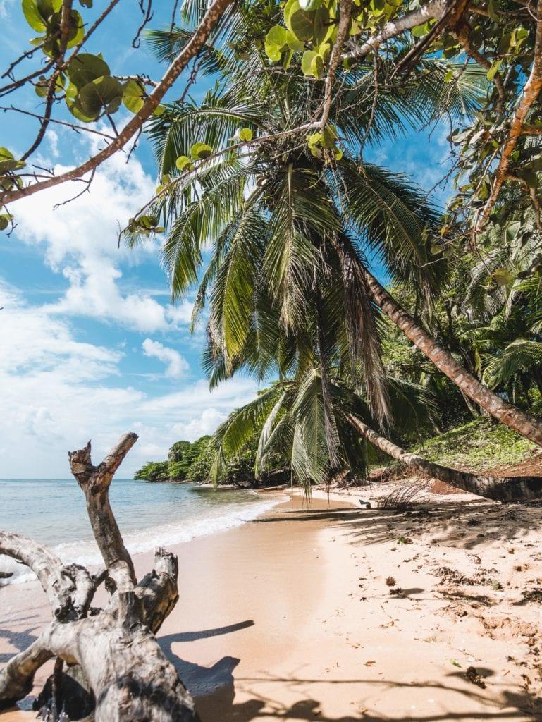 Nicaragua Sand Beach