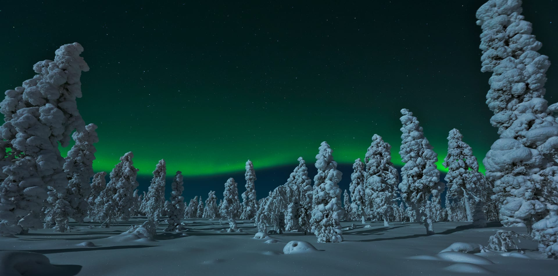 Northern Lights Aurora Borealis Lapland Finland