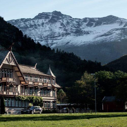 HERO Norway Hotel Union Oye exterior