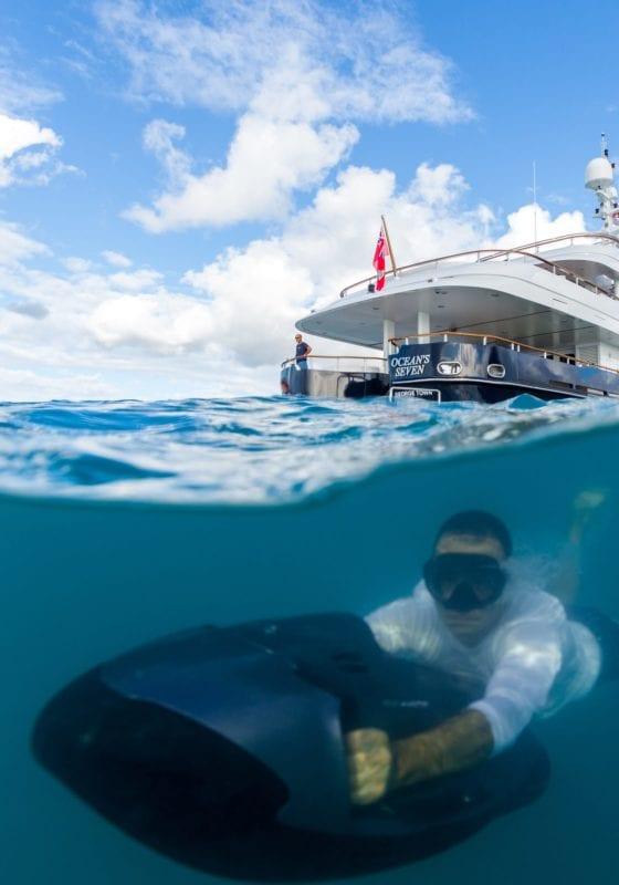 Ocean's Seven Yacht Seabob