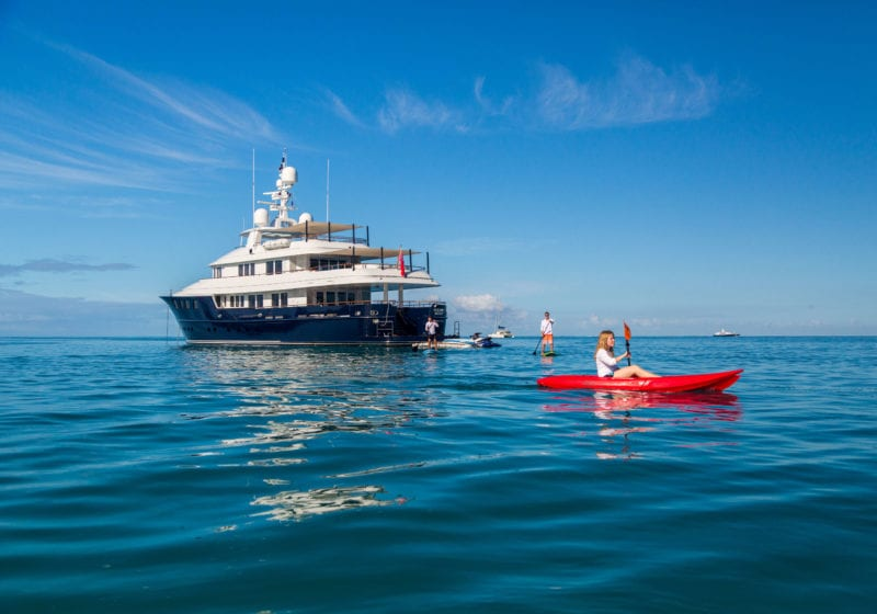 Ocean's Seven Yacht Kayaks & Paddle Boards