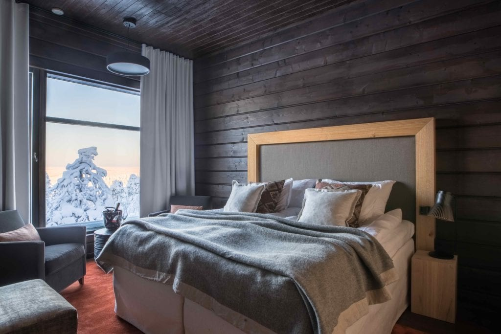 finland octola bedroom interior