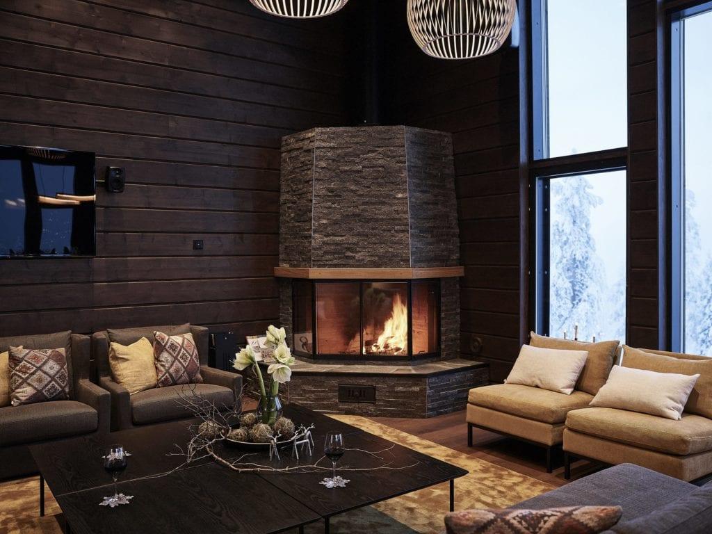 interior lounge octola finland