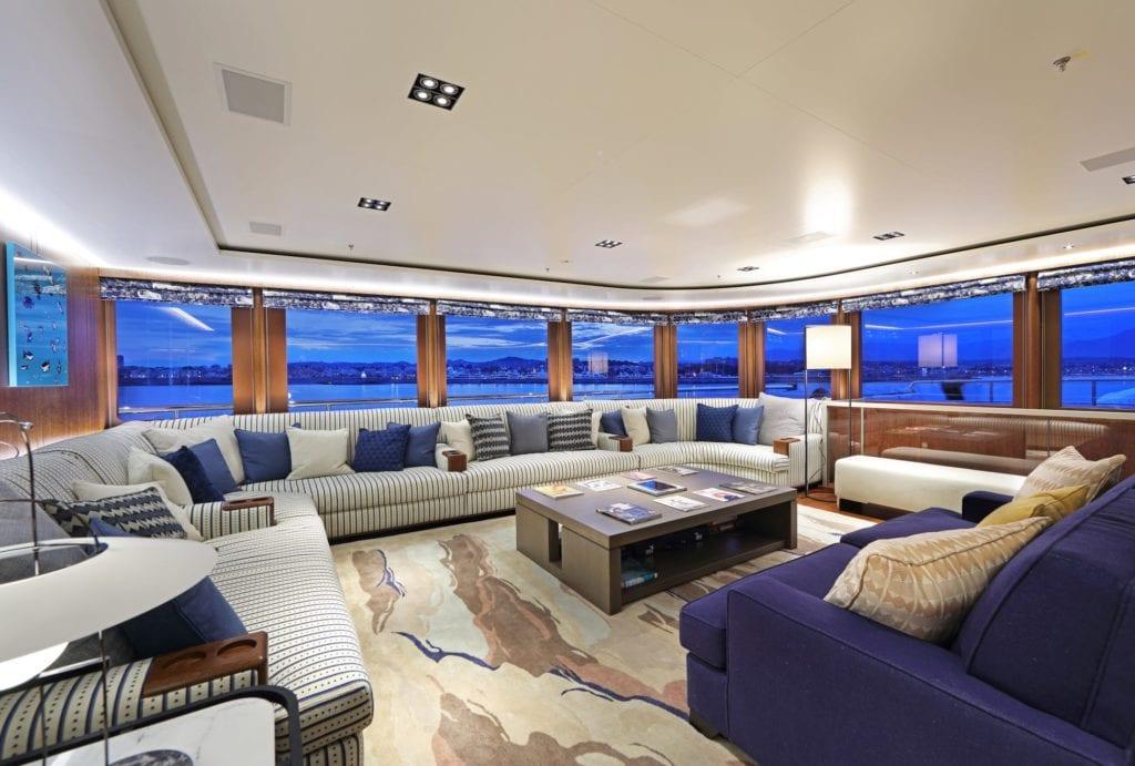 Main indoor seating area