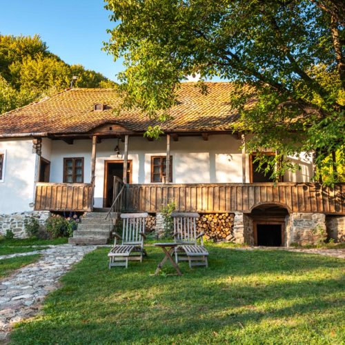 Prince of Wales' Guesthouse, Romania