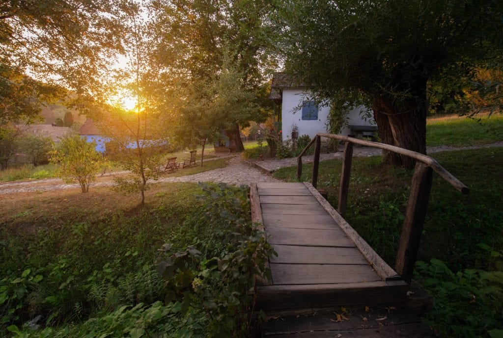 garden prince of whales guesthouses romania
