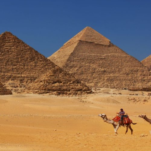 The Ancient Land of Egypt