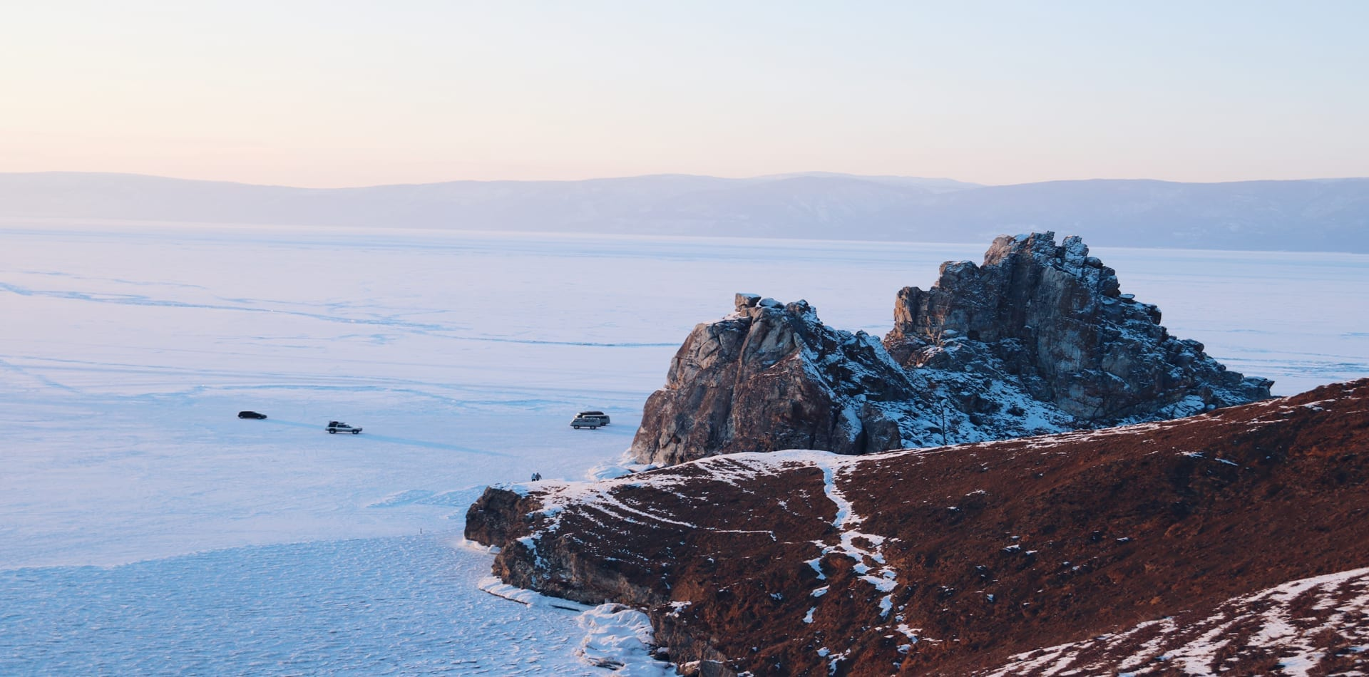 Russia Siberia Lake Baikal