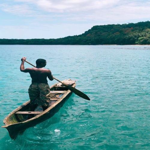 Sao Tome and Principe Ocean Paddling