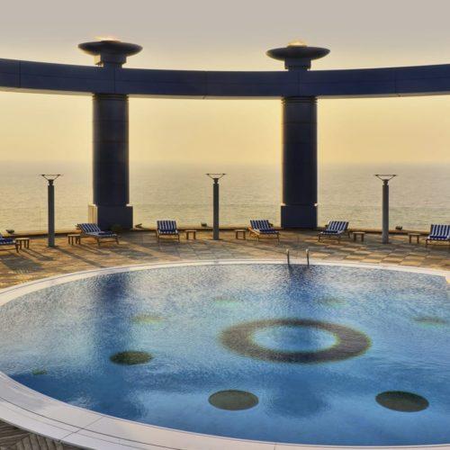 Saudi Arabia Jeddah Rosewood Roof Top Pool