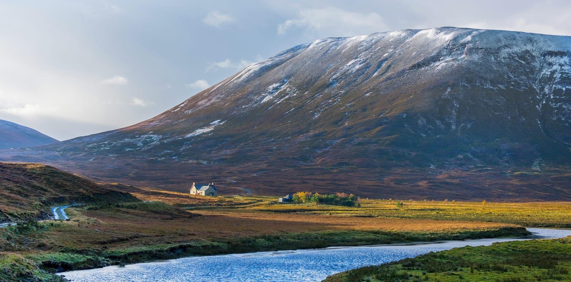 alladale wilderness reserve scotland