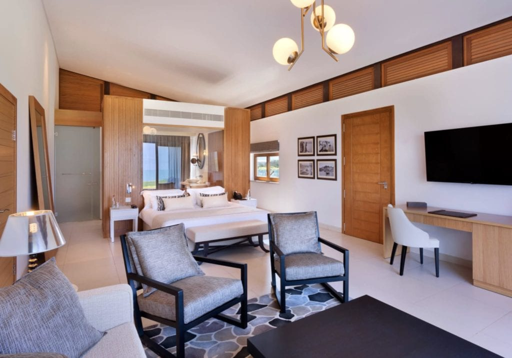 Setai Room Interior