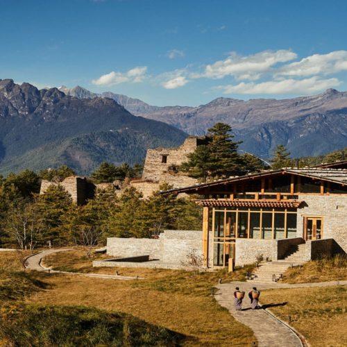 HERO Bhutan Six Senses Paro Main Building