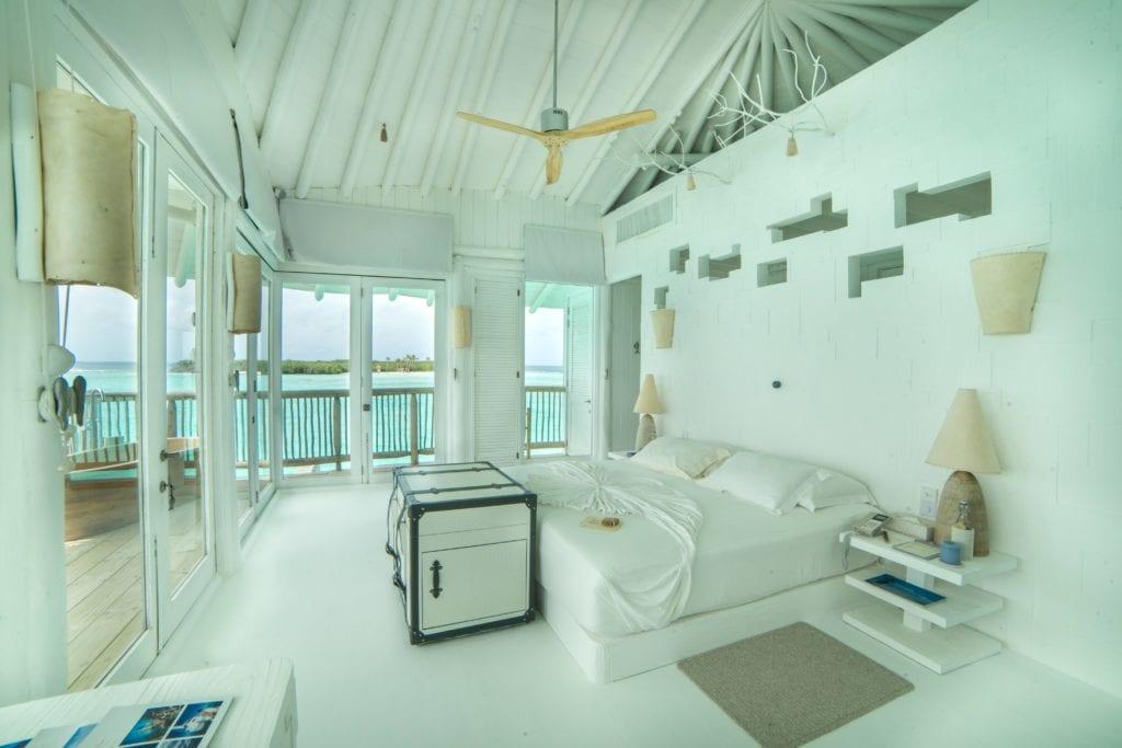 soneva jani bedroom maldives