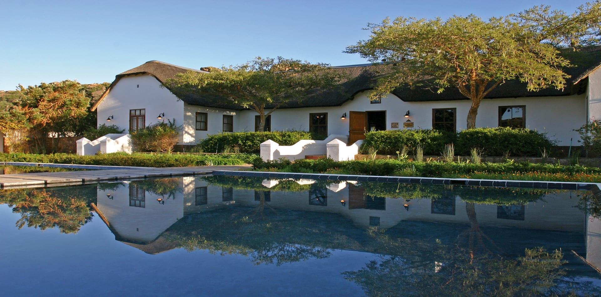 HERO South Africa Bushmans Kloof Homestead