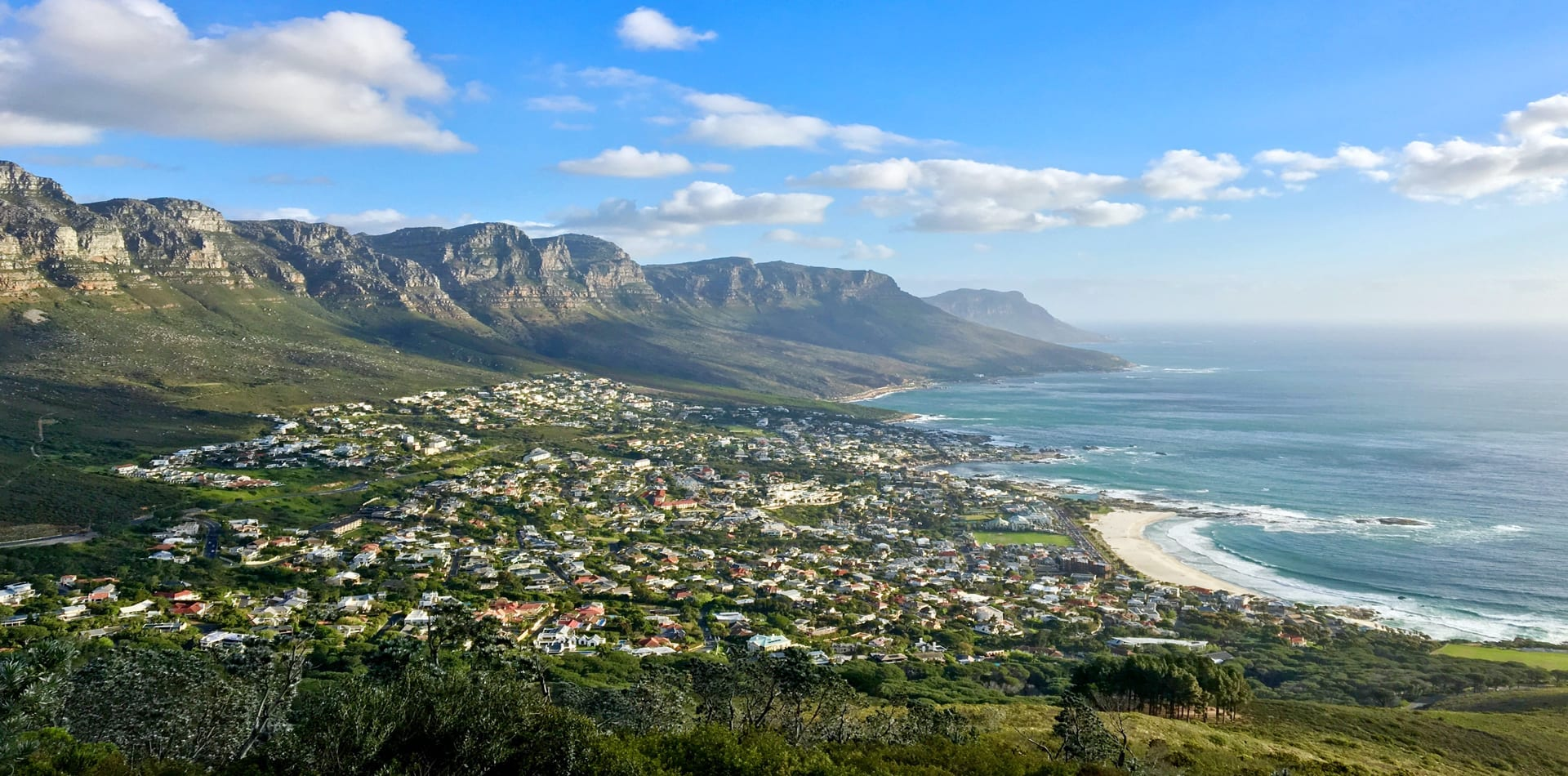 South Africa Table Mountain Destination Page Hero