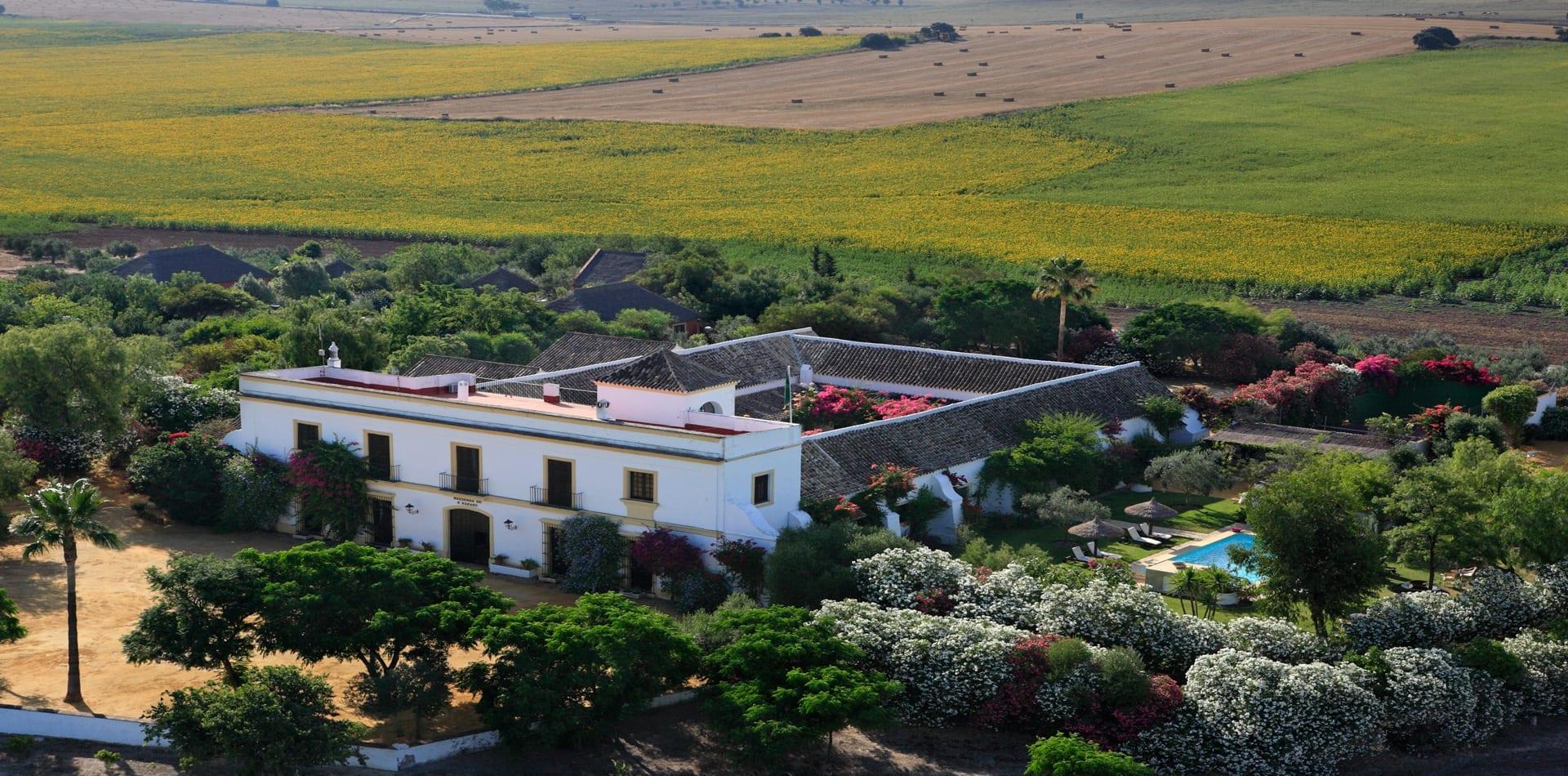 HERO Spain Hacienda de San Rafael