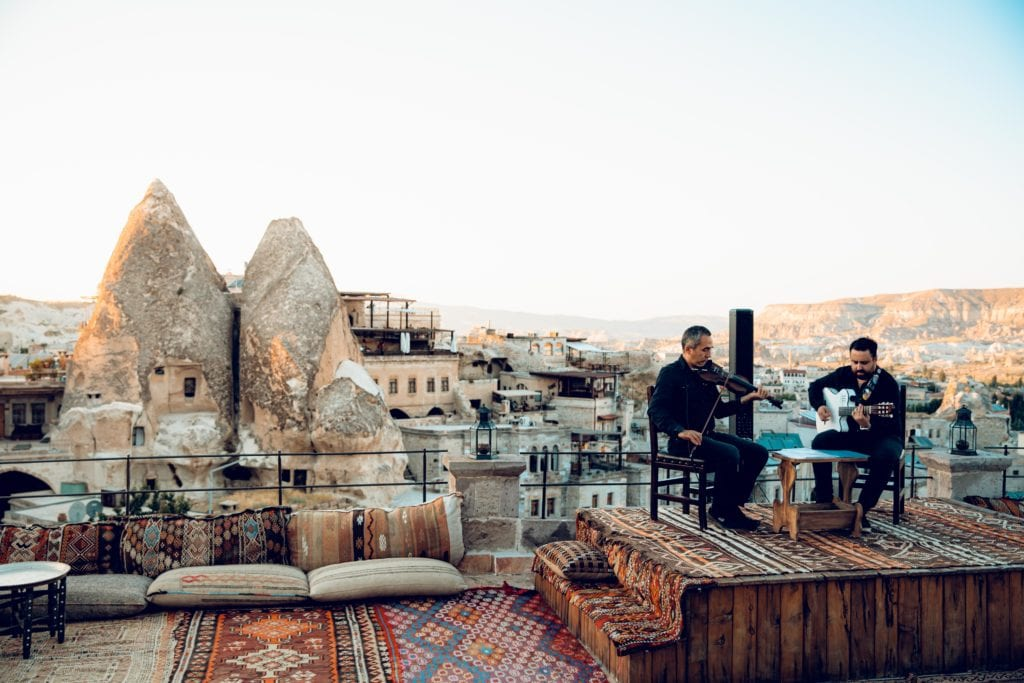 musicians and view sultan cave suites turkey
