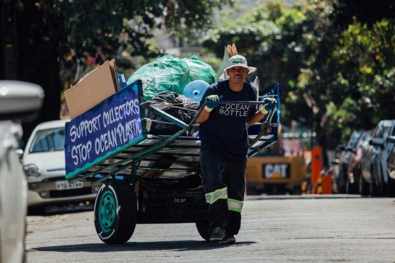 'support collectors stop ocean plastic'