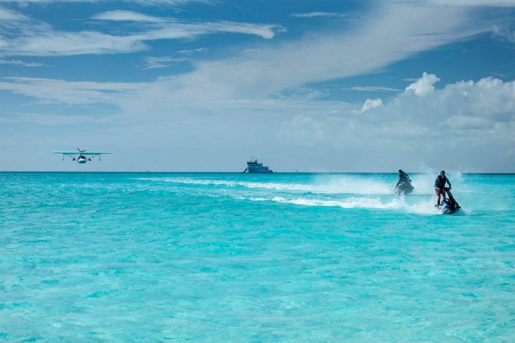 Suri Yacht Water Toys