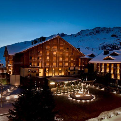 HERO Switzerland The Chedi Hotel Night