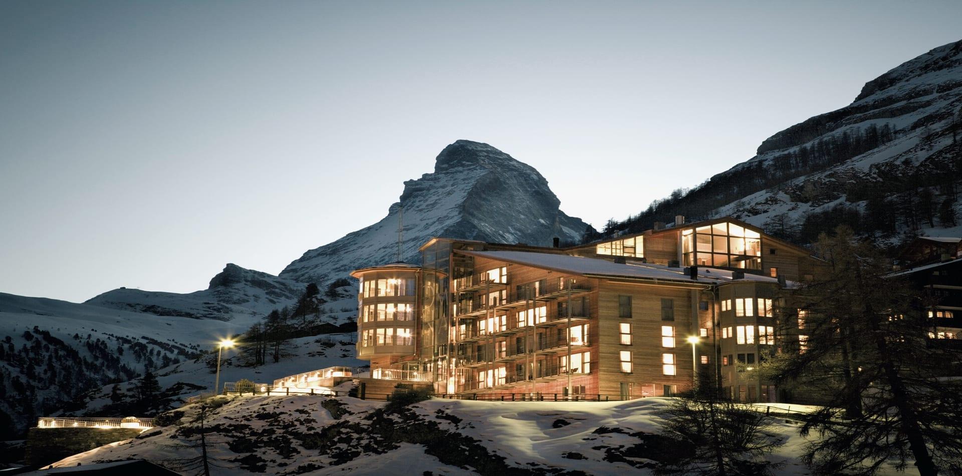 HERO Switzerland Omina Matterhorn