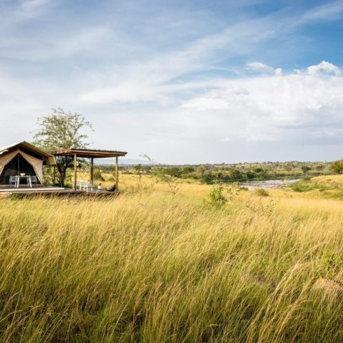 Tanzania Singita scenery