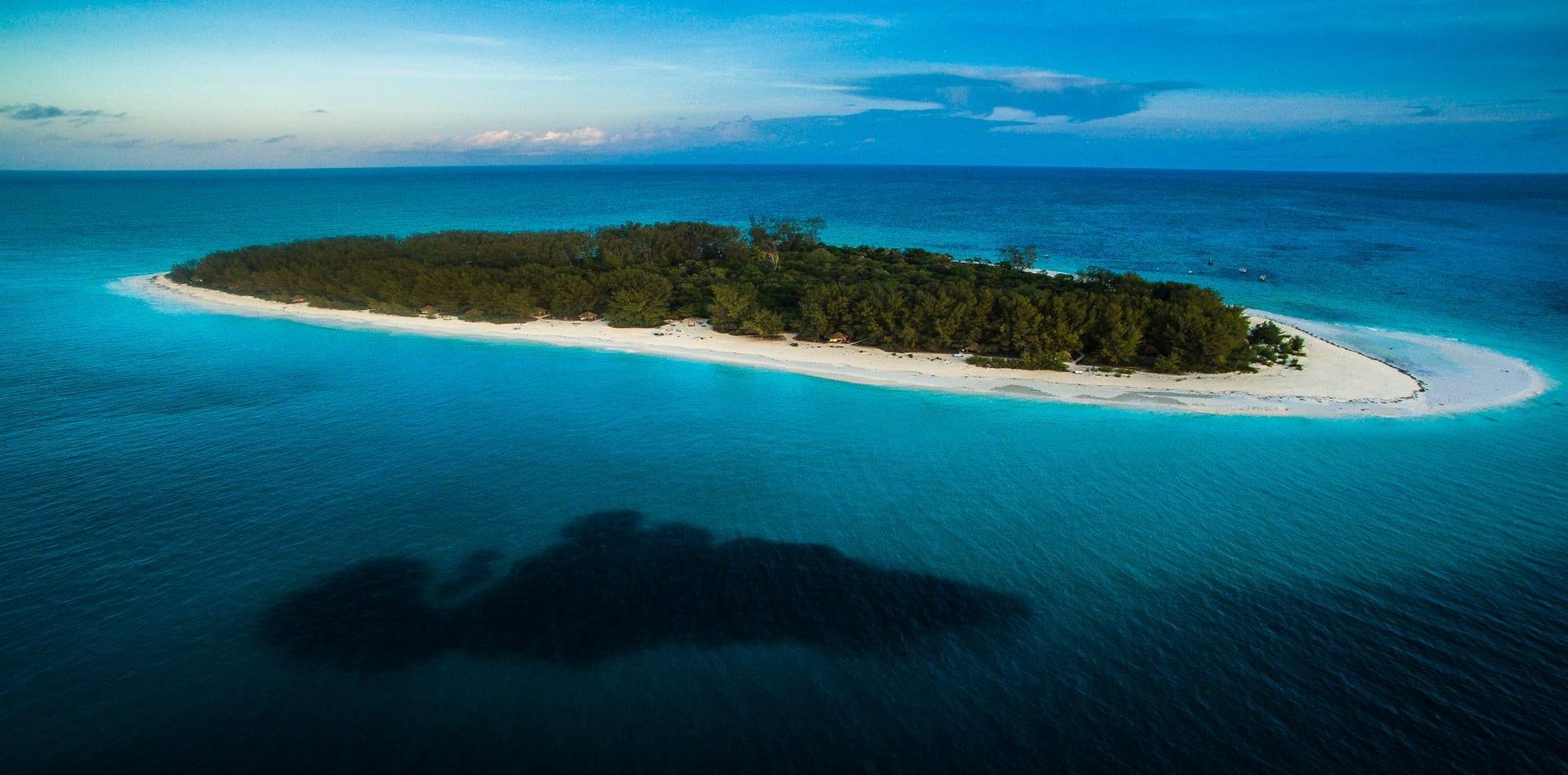 HERO Tanzania & Beyond Mnemba Island Aerial