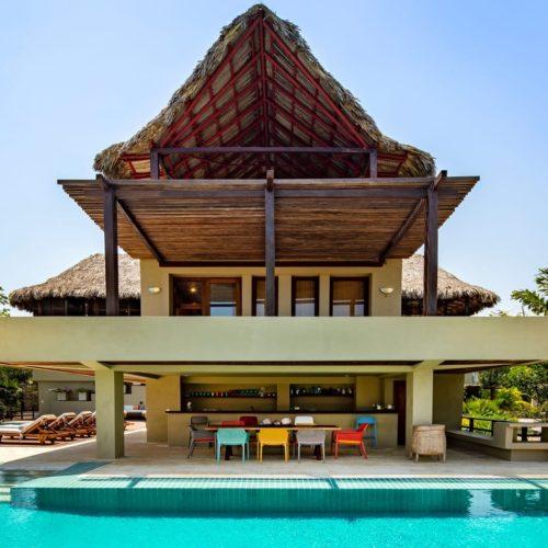 HERO Colombia Tayrona Private Villa Pool