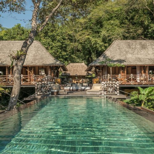 HERO Thailand Four Seasons Tented Camp