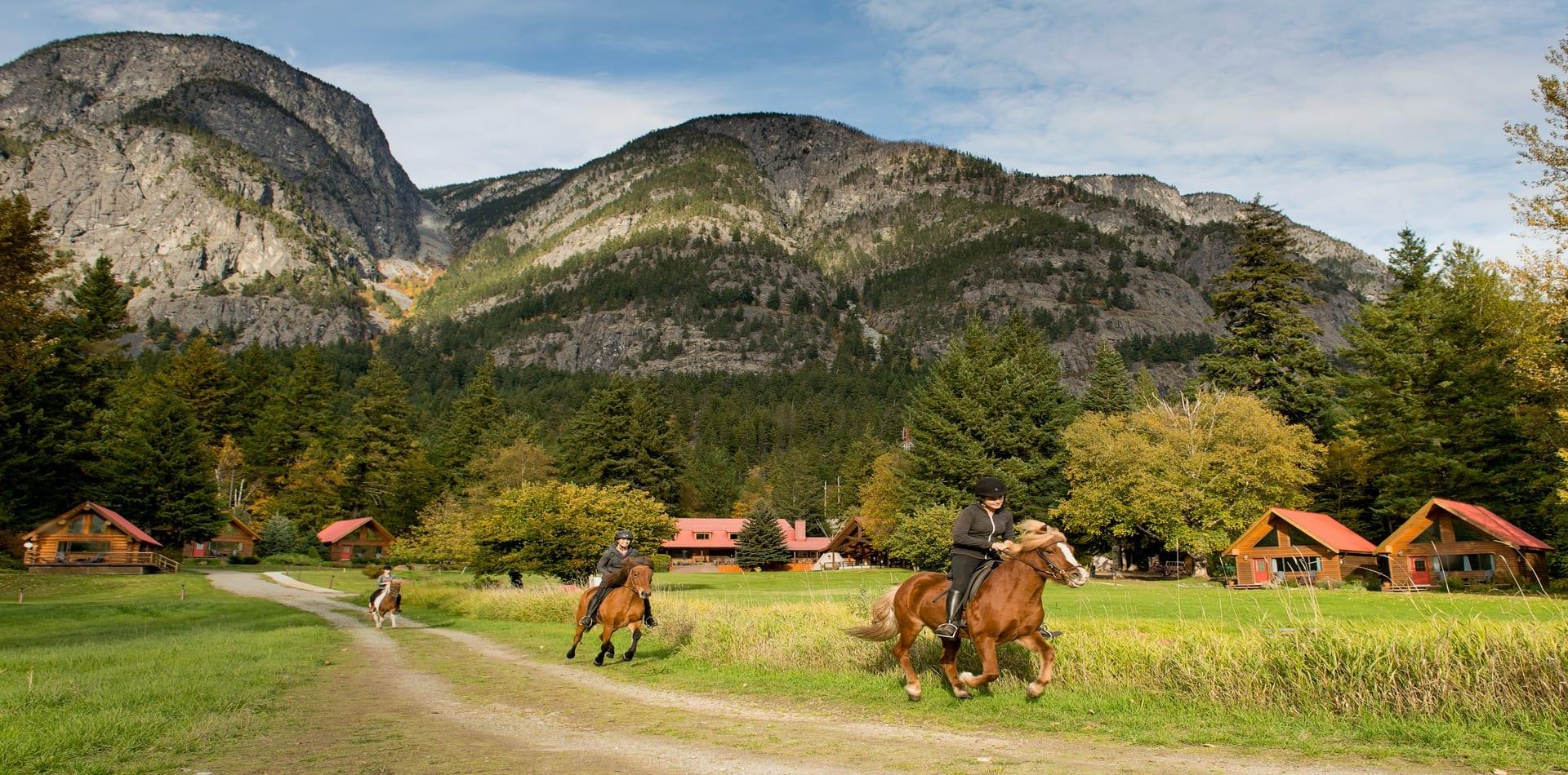 HERO Canada Tweedsmuir Park Lodge