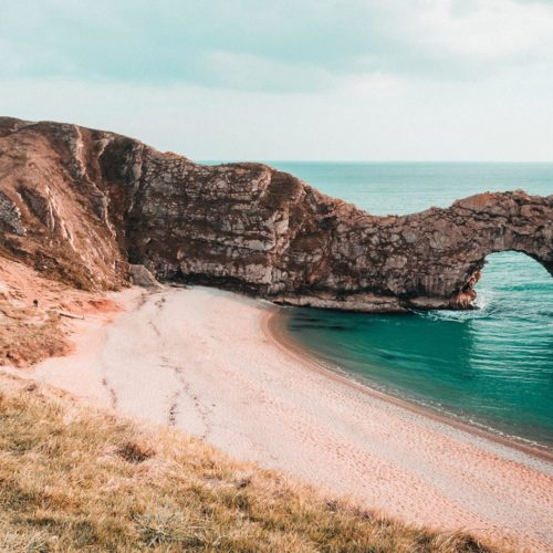 Uk Wessex Dorset Coastline