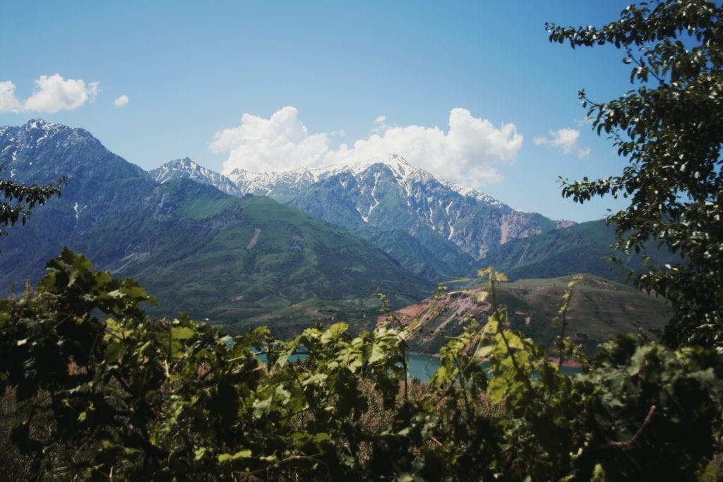 Uzbekistan Mountain Views
