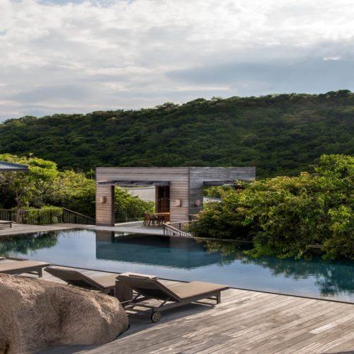 amanoi residence pool vietnam