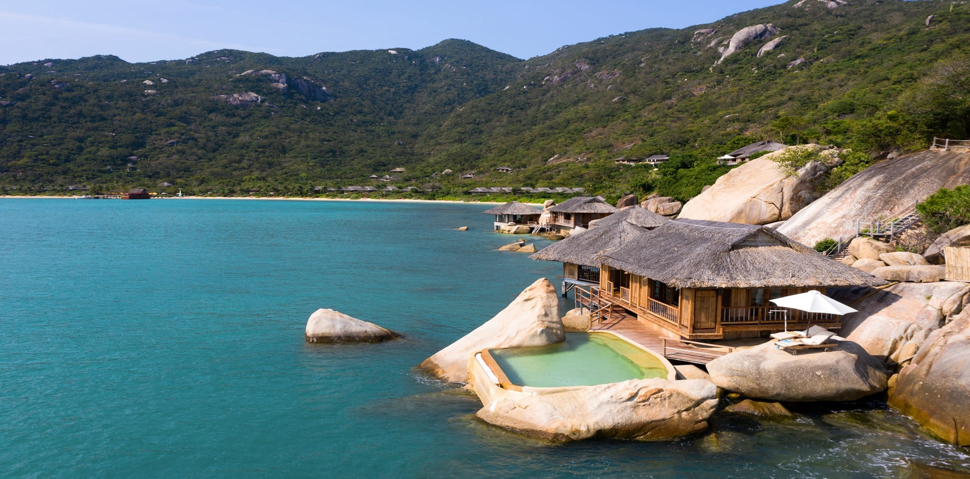 six senses ninh van bay vietnam