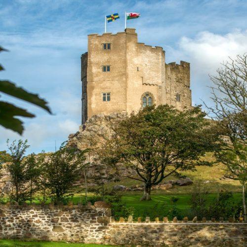 Wales Roch Castle Hero Image