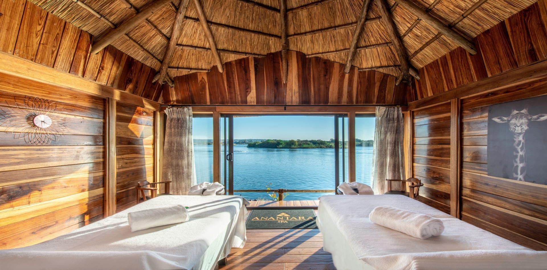 the royal livingstone river view zambia